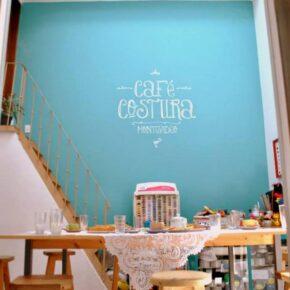 Café Costura Montevideo- Un nuevo concepto creativo