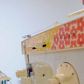 Café Costura Montevideo - Espacio para crear - un nuevo concepto creativo.