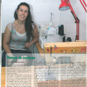 Entrevista en Semanario Crónicas