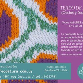 Espacio para TEJIDO DE PUNTO (dos agujas y crochet)