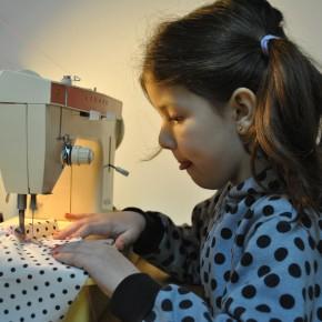 Club de Costura para Niños