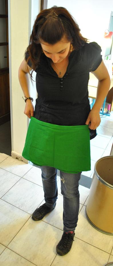 Taller de Faldas en Café Costura