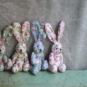 Costura para Niños: Conejo