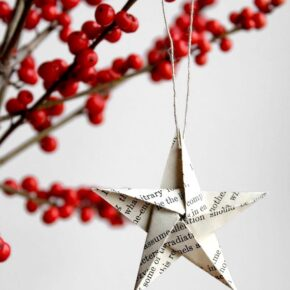 """Taller de ORIGAMI: """"Navidad con Inspiración Oriental"""""""