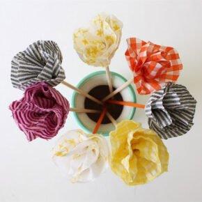 Taller de Flores Textiles