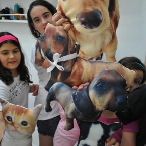 Talleres para Niños: Mascotas Textiles