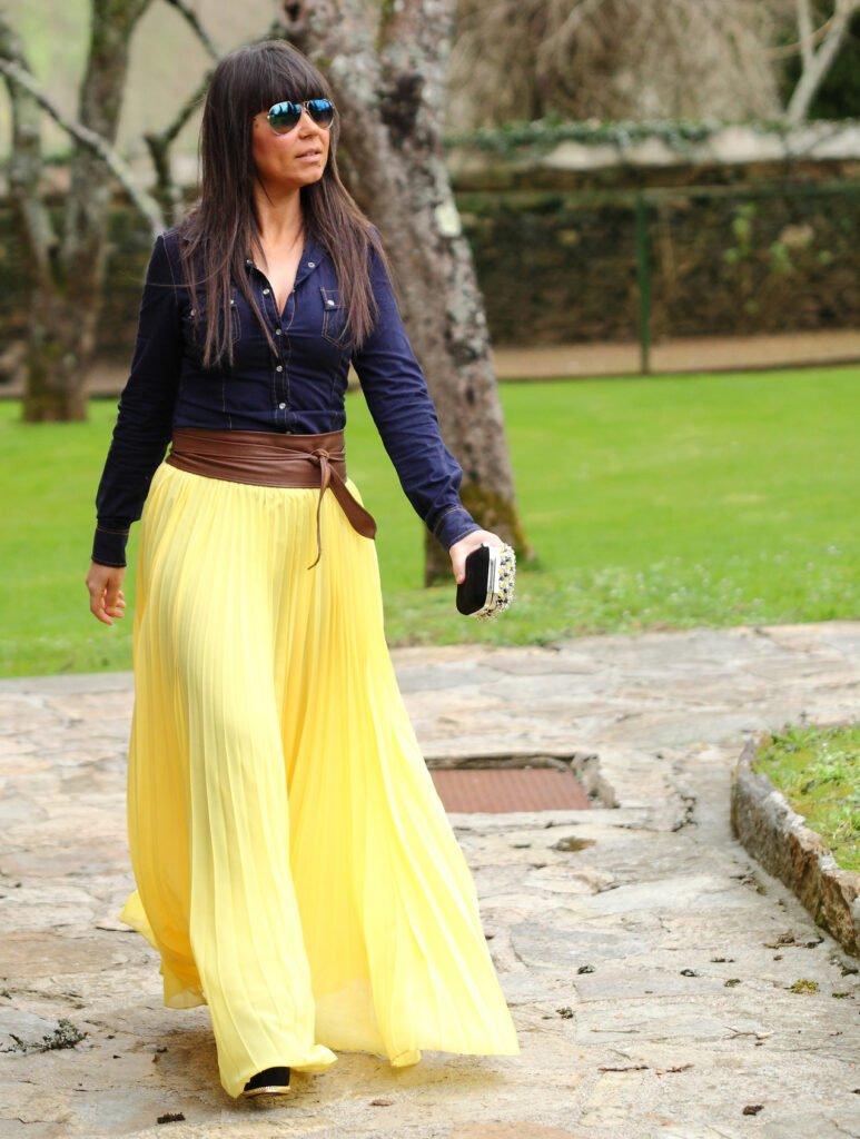 mango-amarillo-stradivarius-skirts cortada