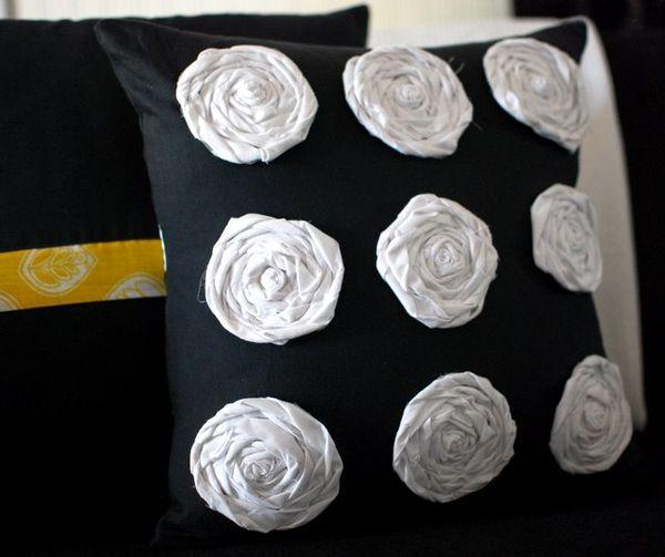 rosette pillow 2