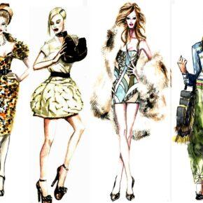 Workshops: Introducción a la Ilustración de Moda