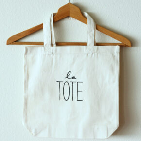 Costura Novatos- Tote Bag