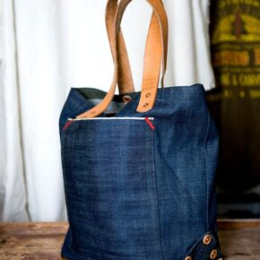 Taller Costura para Novatos: Denim Bag