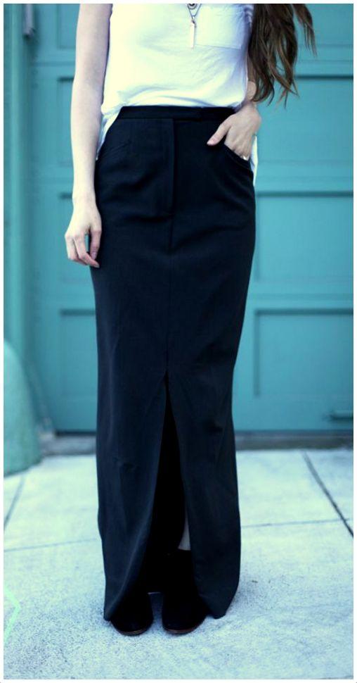 Pantalon en falda 2