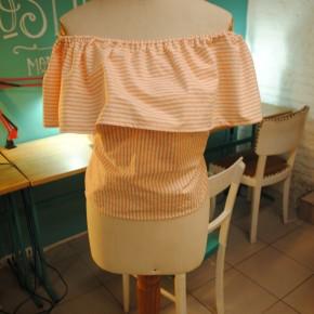 Taller de Prendas Urbanas: Remera/Vestido Campesino